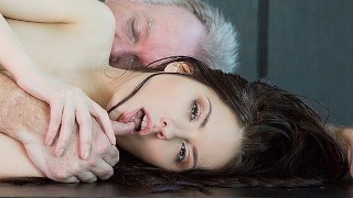 18 Yo Girl Gets Fucked By Her Step Dad On Her Birthday