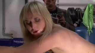 Hungarian Mature Loves Anal