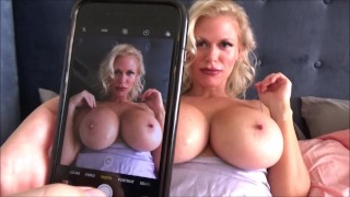 Step Mom Asks Son To Take Nude Pictures – Casca Akashova – Family Therapy