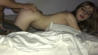 Romanian Teen With Tight Pussy Fucked By Big Dick
