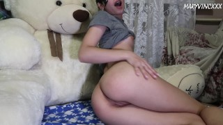 Slut Has Virtual Sex With Lover While Her Boyfriend Is Away – MaryVincXXX