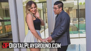 DigitalPlayground – Xander Falls In Love With Blair William's Booty & Fills Her Ass With Hot Cum