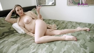 Breaking In New Sheets With My Busty Step Mom – Melanie Hicks