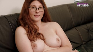 Watching A Movie With My Thicc Step Daughter After Mom Goes To Bed – Bess Breast